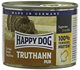 Happy Dog Truthahn Pur 200 g Dose Ergänzungsfutter