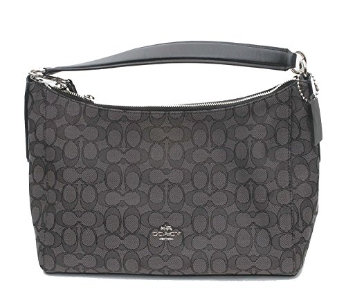 Coach East/West Celeste Convertible Hobo in Outline Signature - Coach Womens Hobo