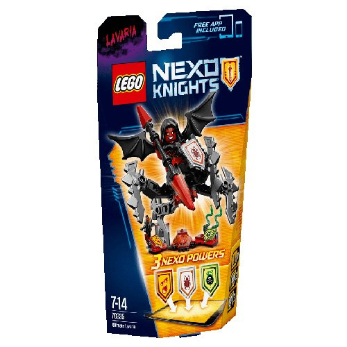 LEGO Nexo Knights 70335 - Ultimate Lavaria