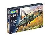 #5: Revell Germany Apache 100 Helicopter Model Kit Model Kit