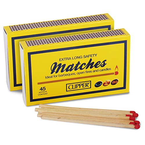 2-boxes-of-clipper-extra-long-safety-matches-45-box-ideal-for-bbqs-open-fires-candles-comes-with-tch