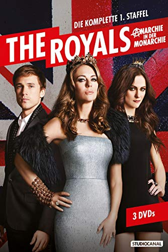 The Royals - Die komplette 1. Staffel [3 DVDs]