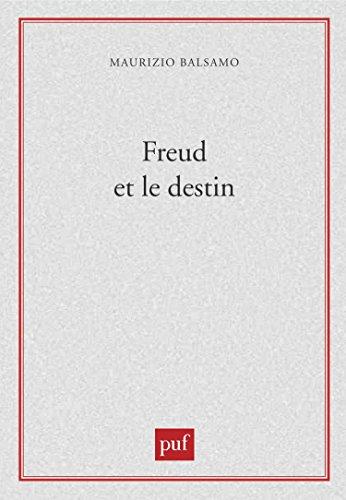 Freud et le destin