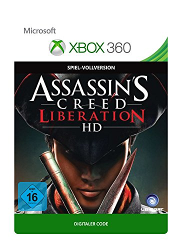 Assassin's Creed Liberation   Xbox 360 - Download Code