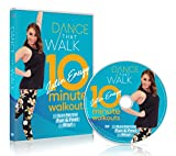 Best Workout Video For Beginners - Dance That Walk - 10 Minute Latin Energy Review