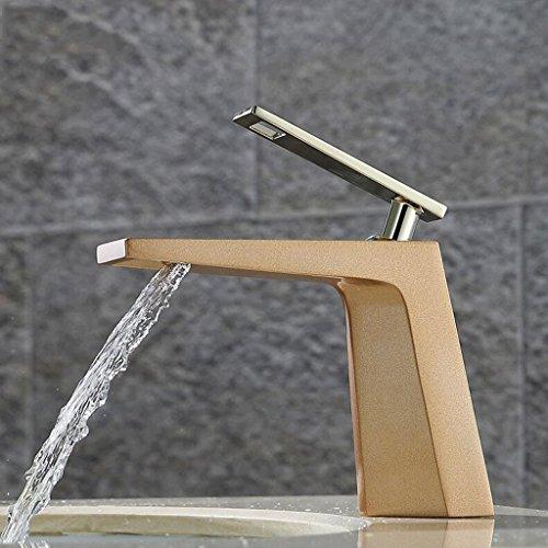 Personalizzata rubinetto del bagno di