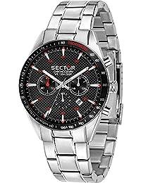 c3d981a5dea Suchergebnis auf Amazon.de für  Sector - Chronograph  Uhren