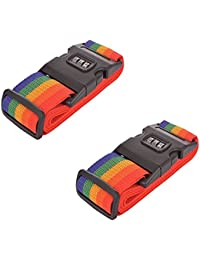 Mark Louis Luggage Strap Pack of 2. Check seller name it should be ML Fashions