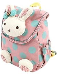 Preisvergleich für HBF Mini Babyrucksack Kindergartenrucksack Kindergartentasche Backpack Schultasche Kinder mehr Sicherheit