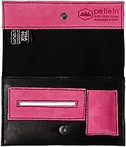Pellein - Portatabacco in vera pelle Class - Astuccio porta tabacco, porta filtri, porta cartine e porta accen