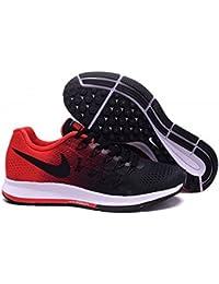 NIKE AIR ZOOM PEGASUS 33 Older Kids' Running Shoe105 CAD BLACK/RED