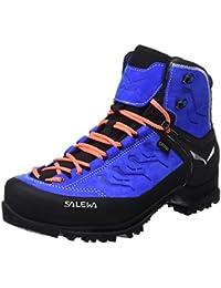 Salewa Men's Rapace Gore-TEX Bergschuh High Rise Hiking Shoes, Black