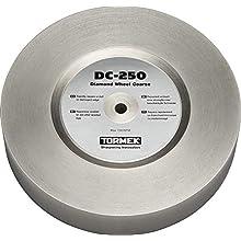 TORMEK - Disco abrasivo diamantato DC-250, ø 250 mm, grana 360