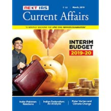 Current Affairs MADE EASY:March, 2019