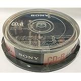 Sony 700 MB 10 pack blank CD