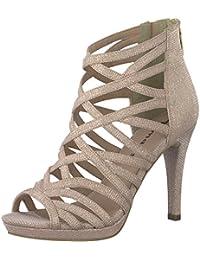 Tamaris 1-1-28014-20 Damen Sandale, Sandalette, Sommerschuhe für Die Modebewusste Frau