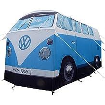 VW T1 Bus Zelt in Originalgröße - Volkswagen 1965 Bulli - blau