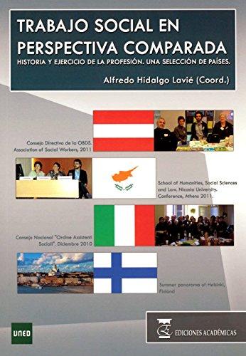 Descargar Libro TRABAJO SOCIAL EN PERSPECTIVA COMPARAD de ALFREDO HIDALGO LAVIÉ