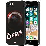 MTT Marvel Captain America Printed Mobile Back Case Cover for Apple iPhone 6S & 6