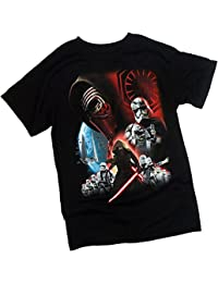 Galactic Rule -- Star Wars Ep VII: The Force Awakens Adult T-Shirt