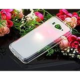 Prevoa ® 丨Funda protectora de silicona para XiaoMi Mi 2 Mi2 M2 2S Mi2S cover case --- Blanco