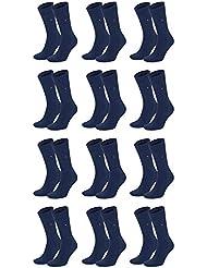 TOMMY HILFIGER Herren Classic Casual Business Socken 12er Pack