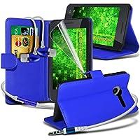 Fone-Case High Quality Blue LG K8 2017