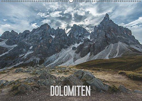 Dolomiten (Wandkalender 2019 DIN A2 quer): Die bizarren Felsnadeln und Plateaus der Dolomiten suchen weltweit ihresgleichen. (Monatskalender, 14 Seiten ) (CALVENDO Natur)