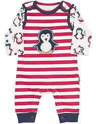Kite Penguin Dungaree Set, Conjunto Para Bebés