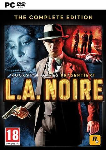 L. A. Noire - Complete Edition (uncut) [PEGI]