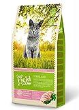 Sams Field Cat Sterlilised Getreidefreies Katzenfutter für kastrierte Katzen (7,5kg)