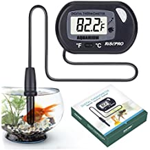 Termómetro digital para acuario RISEPRO.