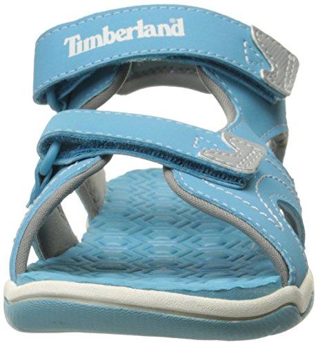 Timberland Adventure Seeker, Sandales mixte bébé Lite Blue