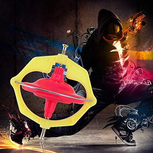 Spinning Top magic Gyroskop Gyro Kinder Spielzeug mit Musik LED-Licht Geschenke