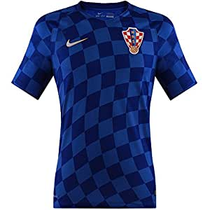 2016-2017 Croatia Away Nike Football Shirt