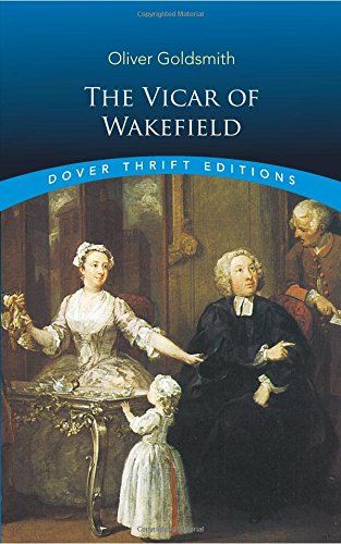 The Vicar of Wakefield (Thrift Edition)