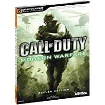 Call of Duty: Modern Warfare Reflex Official Strategy Guide (Brady Games)