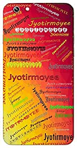 Jyotirmoyee (Popular Girl Name) Name & Sign Printed All over customize & Personalized!! Protective back cover for your Smart Phone : Apple iPhone 6
