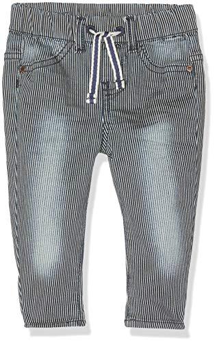 Noppies Baby-Jungen Jeans B Denim Pants Slim Rawlins y/d STR, Mehrfarbig (Patriot Blue P017), 74 - Kinder Jungen Jeans