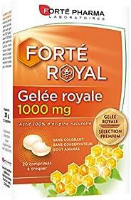 Gelée Royale Bio 1000 mg | Complément Alimentaire à base de Gelée Royale - Immunité | 20 comprimés à croquer