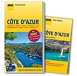 ADAC Reiseführer plus Côte d'Azur: mit Maxi-Faltkarte zum Herausnehmen - Hans Gercke
