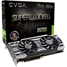 Carte Graphique EVGA GeForce GTX 1080 SC Gaming ACX 3.0
