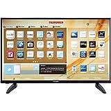 Telefunken LED-TV 102 cm 40 Zoll A40F446A EEK A+ DVB-T2, DVB-C, DVB-S, Full HD, Smart TV, WLAN, CI+
