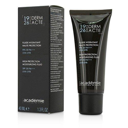 Académie Derm Acte Fluide Hydratant Haute Protection FPS 30 PA+++ UVA UVB 40 ml