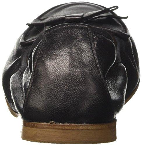1960Travel 21565, Ballerines femme Noir