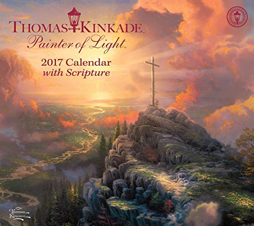 Thomas Kinkade Painter of Light With Scr...