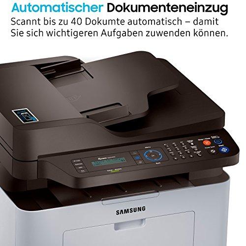 Samsung Xpress SL-M2070FW/XEC Monolaser-Multifunktionsdrucker - 4
