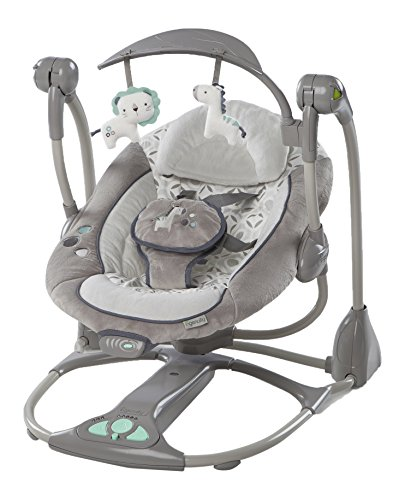 Ingenuity, 2 in 1 Babyschaukel u...