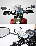 CQLEK® Universal Universal Bike Phone Mount Holder Adjustable Bicycle Cradle Stand for Motorcycle