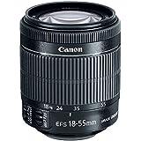 Canon EF-S 18-55mm f/3.5-5.6 IS STM Objectif 88 mm Noir